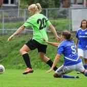 Dornbirns Fußballfrauen marschieren nach ungefährdetem 3:0-Erfolg in Andelsbuch weiter vorneweg