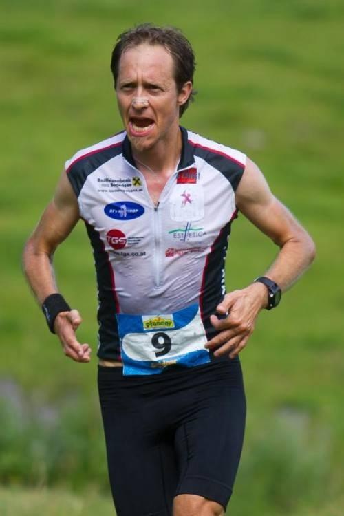 Hannes Metzler zählt zu den Favoriten beim Staufenlauf. Foto: ps