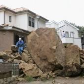 Tote und Verwüstungen durch Taifun Wipha