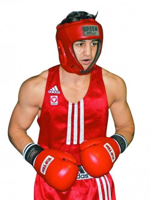 Ivan Obradovic ist wieder zurück im Boxring. schämmle