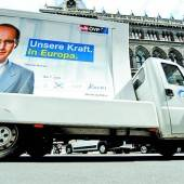 EU-Wahl: Karas zögert