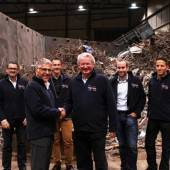 Loacker Recycling erobert Schweizer Marktführung