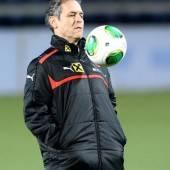 Koller entscheidet sich für Österreich