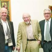Neue Kunstausstellung im Rohnerhaus eröffnet
