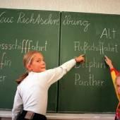 Lehrer erwarten sich Gespräche über Dienstrecht