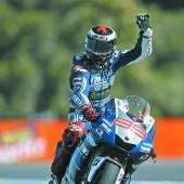 Nuller von Marquez, Lorenzo rückt mit Sieg vor