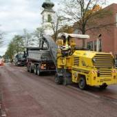 Roter Platz in Lochau wird derzeit erneuert