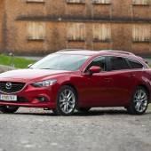 Mazda legt weiter kräftig zu