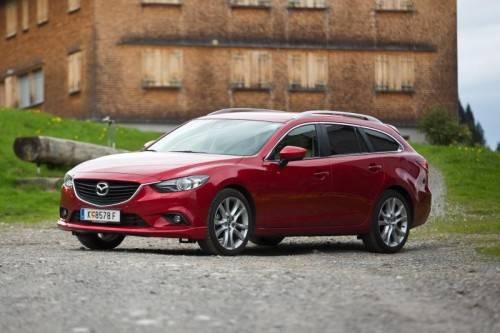 Mazda will heuer 10.000 Autos in Österreich verkaufen. Foto: VN