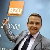 Das BZÖ rief in Linz den Neustart der Partei aus