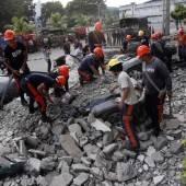Philippinen: Viele Tote bei schwerem Erdbeben