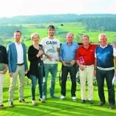 Turnierserie der Golfer ging zu Ende