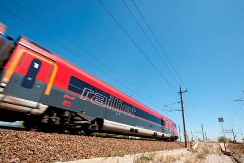 Railjet-Züge der ÖBB können an den kommenden Wochenenden die bayerische Bahnstrecke bei Rosenheim nicht befahren. Foto: ÖBB