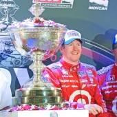 Scott Dixon ist zum dritten Mal IndyCar-Meister