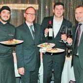 Edle Weine aus Patagonien in Bregenz
