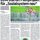 Sozialraumorientierung in Vorarlberg