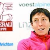 Yvonne Meusburger erstmals in den Top 50