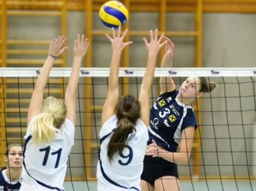 ÖVV-Teamspielerin Ursula Ehrhart steht vor dem Wechsel in die 1. Bundesliga zu einem Team in der Steiermark. Foto: steurer