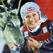 Mikaela Shiffrin will in dieser Saison gnadenlos fahren