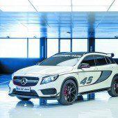 Mercedes zeigt kleinen SUV mit viel Leistung