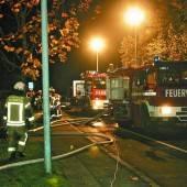 Feuerwehr rettet sehbehinderte Frau
