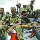 Rebellen im Kongo geben sich geschlagen