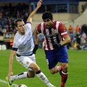Austria war bei Atlético chancenlos