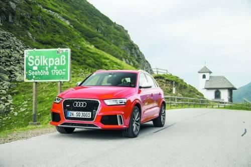 Audi Q3: Der derzeit kleinste der Ingolstädter SUV-Familie wurde nun von der Quattro GmbH zum Sportler geadelt. Als RS hat er 310 PS.
