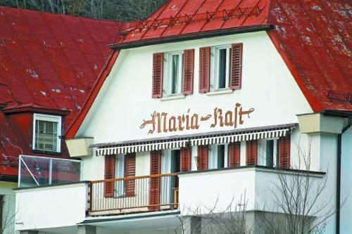 """Bald steht das Flüchtlingshaus """"Maria Rast"""" in Schruns leer. Foto: VN/Hofmeister"""
