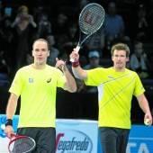 Peya und Soares stehen in London im Halbfinale