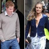 Wilde Spekulationen um Prinz Harry und Cressida