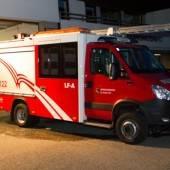 Neues Fahrzeug verstärkt Wehr in St. Anton