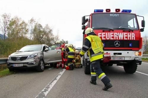 Der 53-Jährige verlor die Kontrolle über sein Auto. Foto: vol.at/pletsch