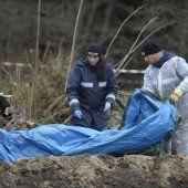 Polizist tötete Freund aus Kannibalen-Forum