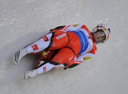 """Der Bludenzer Thomas Steu und """"Untermann"""" Lorenz Koller zeigten beim Weltcupstart in Norwegen ihr Können. Foto: APA"""