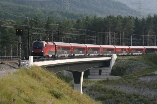 Der zusätzliche Railjet von Feldkirch bis Innsbruck mit 400 Sitzplätzen fährt ab dem 15. Dezember jeden Sonntag. Foto: ÖBB