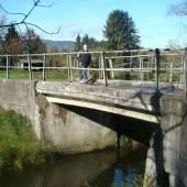 Brücken über den Neuner werden neu errichtet