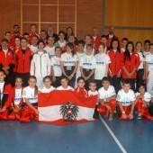 Medaillenflut für die Vorarlberger Kickboxer
