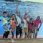 Grundschule für die Kinder