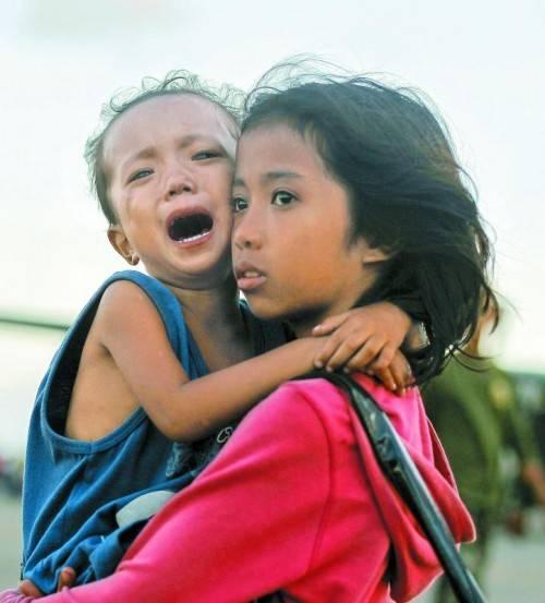 Die Menschen im Katastrophengebiet brauchen dringend Hilfe. epa