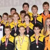 KSK Klaus holte sich 15 Medaillen