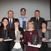 Eine Auszeichnung für innovative FH-Absolventen