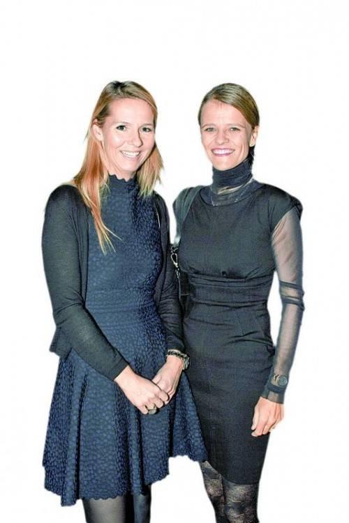Doris Steurer (l.) und Christa Wegleitner. Fotos: Franc