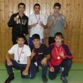 Sechs Medaillen im Nachwuchs
