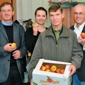 Der Tag des Apfels