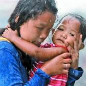 Verzweiflung auf den Philippinen Vorarlberger starten Spendenaktion /A3