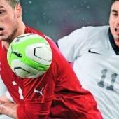 Österreichs Nationalelf beendet das Fußballjahr mit einem 1:0-Sieg