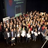 139 Vorarlberger Firmen sind ausgezeichnete Lehrbetriebe