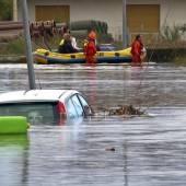 16 Tote bei schwerem Unwetter auf Sardinien