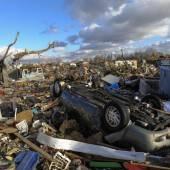 Tote unter Verwüstung nach Sturmfront in USA